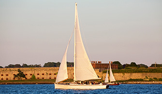 The Sloop Eleanor