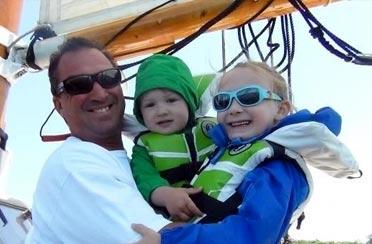 Father's Day Sail on Schooner Adirondack II