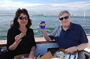 Sails & Ales featuring Fool Proof Brewery on Schooner Adirondack II