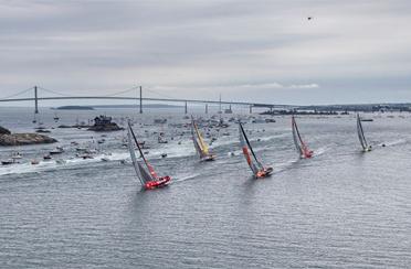 Volvo Spectators Race